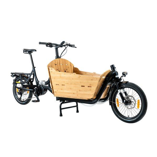 Yuba Cargo Bike Supercargo CL Black