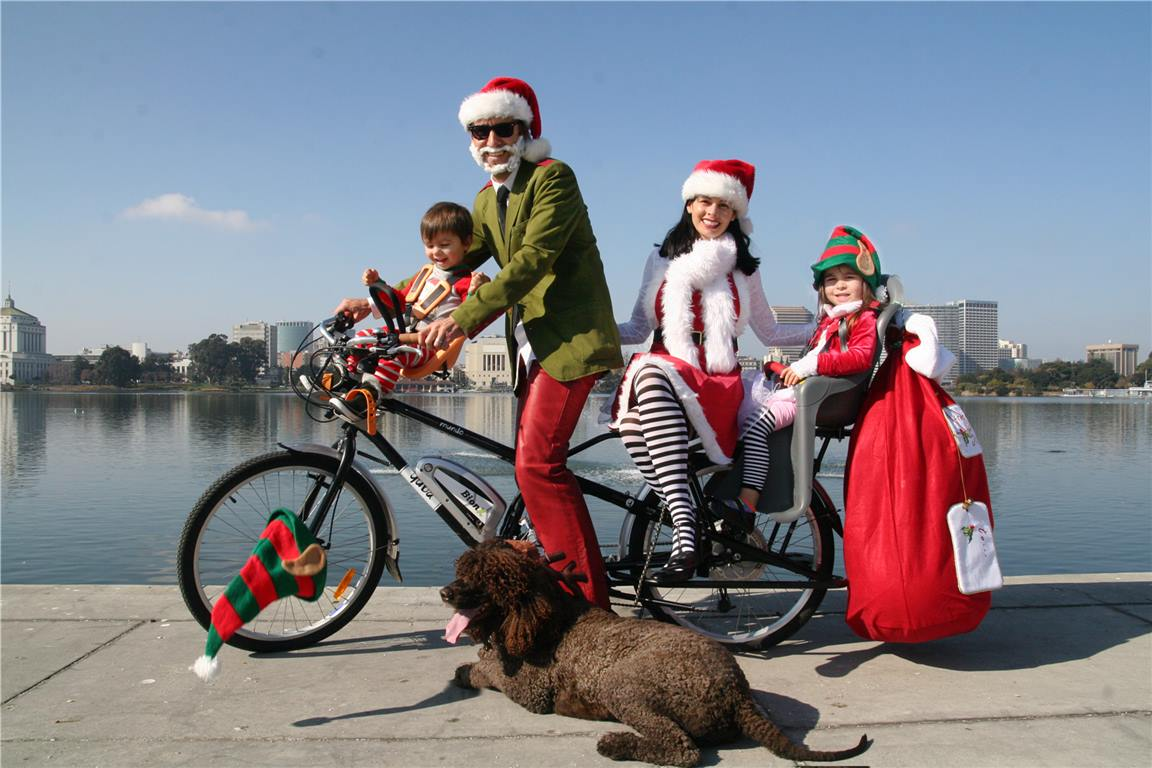 christmas family cargo